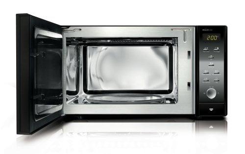 CASO MCG 30 chef black Mikrowelle + Heißluft + Grill