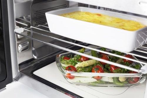 CASO MG 20 Ceramic menu 2 in 1 Mikrowelle + Grill
