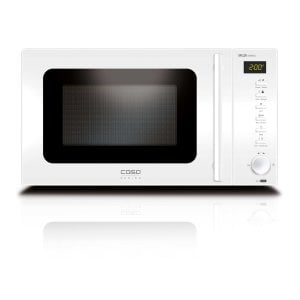CASO MG 20 menu pure white  Design Microwave - Grill