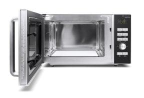 CASO MI 30 Ceramic Inverter Microwave - Grill - Ceramic bottom
