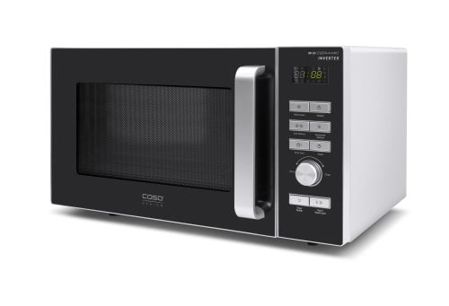 CASO MI 30 Ceramic Inverter Microwave - Grill - Ceramic bottom