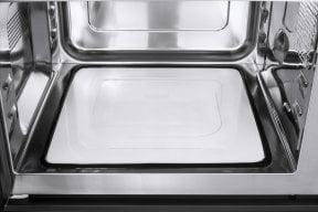 CASO MIG 25 Ceramic Inverter Mikrowelle + Grill + Keramikboden