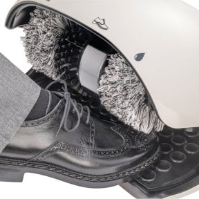 CASO ShoeShine 100 C Schuhputzmaschine inkl. Schuhputzspender