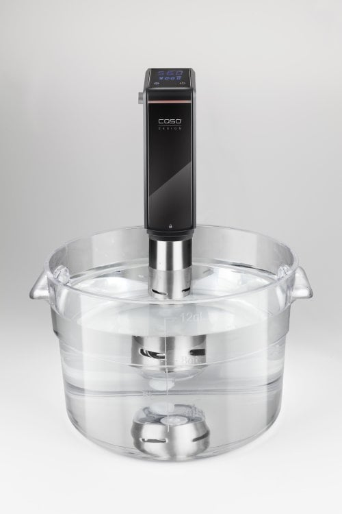Sous Vide Accessories Set Thermoisolating floating balls and container
