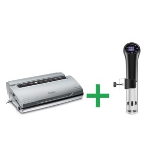Sous Vide combination set Set VC 300 Pro & SV 200