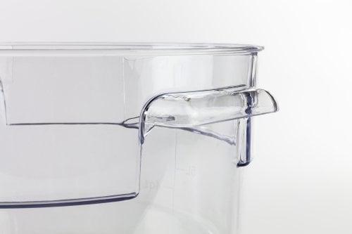 CASO Sous Vide Behälter Zum einfachen und bequemen Sous Vide Garen