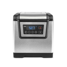 CASO SV 500 Sous-Vide cooker for star awarded cuisine done at your home