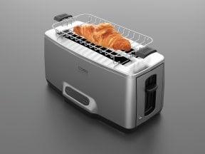 CASO Inox4 Design Toaster