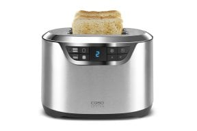 CASO Novea T2 Design toaster - for two slices