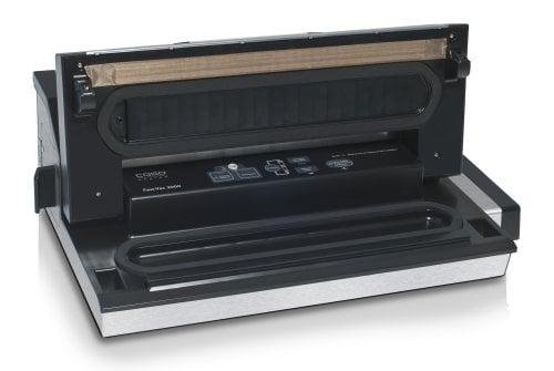 CASO FastVac 3000 Fully automatic vacuum system