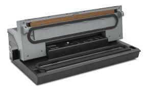 CASO FastVac 4004 Fully automatic vacuum system