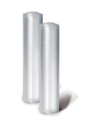 CASO Folienrollen 30x600 cm, 2 Stück Folienrollen