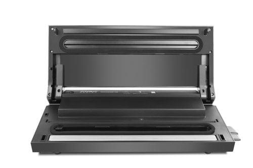 CASO GourmetVAC 180 vollautomatisches Vakuumiersystem zum Vakuumieren Ihrer Lebensmittel