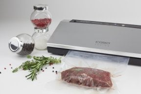 CASO GourmetVAC 180 Design vacuum system
