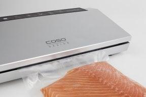 CASO GourmetVAC 280 vollautomatisches Vakuumiersystem zum Vakuumieren Ihrer Lebensmittel