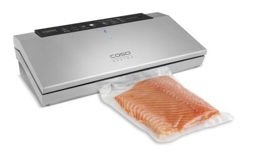 CASO GourmetVAC 380 vollautomatisches Vakuumiersystem zum Vakuumieren Ihrer Lebensmittel