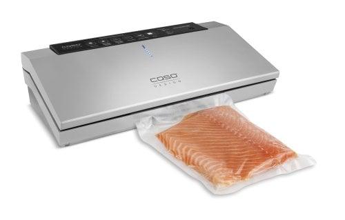CASO GourmetVAC 480 vollautomatisches Vakuumiersystem zum Vakuumieren Ihrer Lebensmittel
