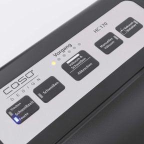 CASO HC 170 Vacuum system