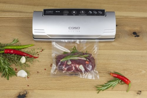 CASO VC10  Fully automatic vacuum sealer