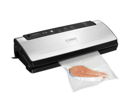 CASO VC 150 Fully automatic vacuum sealer - High quality stainless steel housing