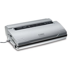 CASO VC200 mit Box Fully automatic vacuum sealer