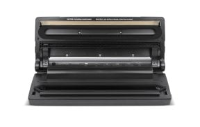 CASO VC 350 Fully automatic vacuum sealer - High quality stainless steel housing