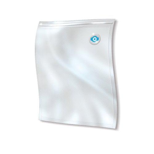 CASO zip bag 20x23 cm, 20 units Zipper bags