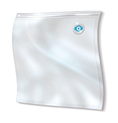 CASO zip bag 26x23cm, 20st. Zipper bags
