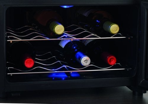 CASO WineCase 8 Thermal Transfer Technology