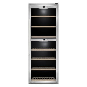 CASO WineComfort 126 Hochwertiger Weinkühlschrank mit Kompressortechnik