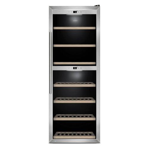 CASO WineComfort 1260 Smart Hochwertiger Weinkühlschrank mit Kompressortechnik