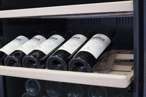 CASO WineSafe 192 Hochwertiger Weintemperierer mit Kompressortechnik