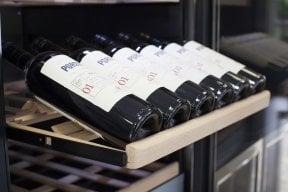 CASO WineComfort 180 Compressor-technology - 180 bottles