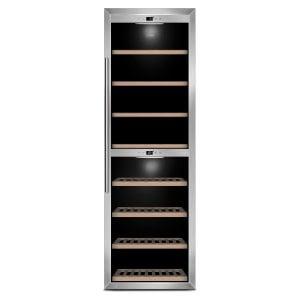 CASO WineComfort 1800 Smart Hochwertiger Weinkühlschrank mit Kompressortechnik
