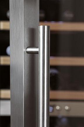 CASO WineComfort 66 Hochwertiger Weinkühlschrank mit Kompressortechnik