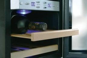 CASO WineDuett 12 Hochwertiger Weinkühlschrank