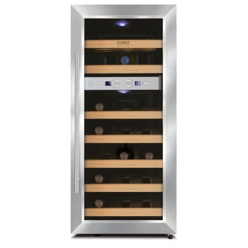 CASO WineDuett 21 High quality wine cooler