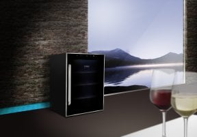CASO WineDuett Touch 12 High quality wine cooler