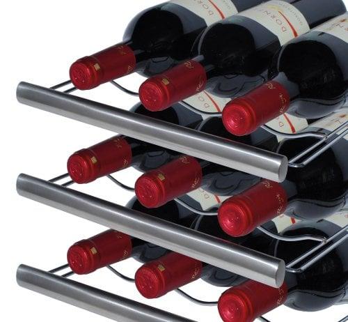 CASO WineDuett Touch 21 Hochwertiger Weinkühlschrank