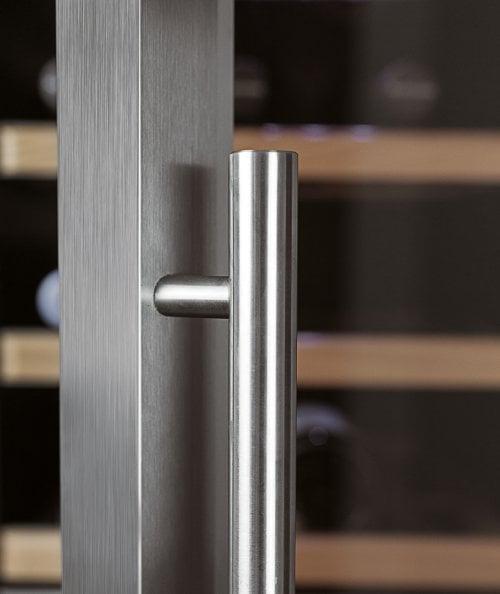 CASO WineSafe 137 Hochwertiger Weinkühlschrank mit Kompressortechnik