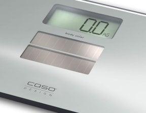CASO body solar Compact midsize design - Solar scale - Big, digital display