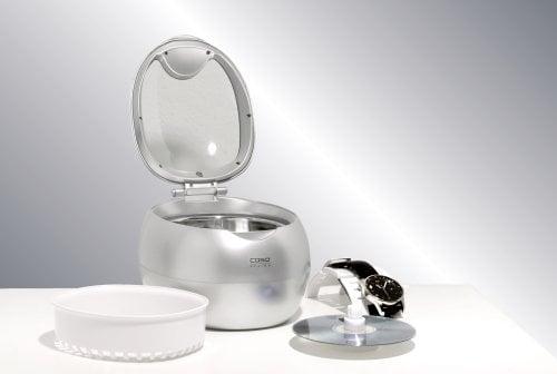 CASO UltraSonicClean - CD/DVD silber Ultraschall Reinigungsgerät