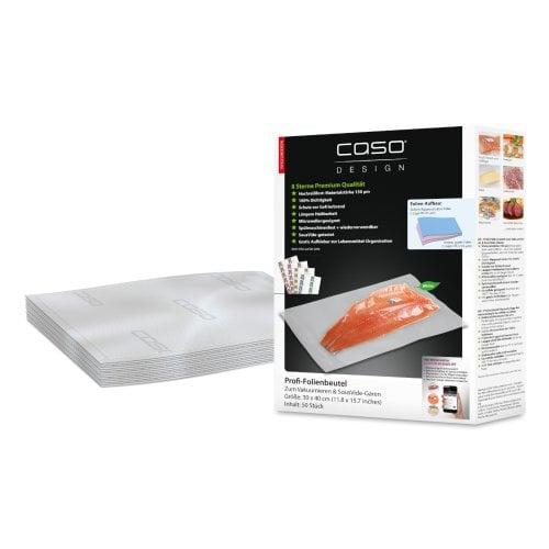 CASO foil bag 30x40 cm, 50 units Foil bags