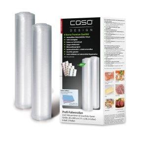 CASO foil roll 27,5x600 cm, 2 units Foil rolls