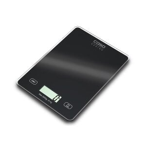 CASO kitchen scale Slim Flat design with glass surface