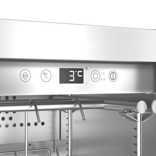 CASO DryAged Master 63 Reifeschrank mit Kompressor-Technik