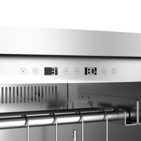 CASO DryAged Master 380 Pro Hochwertiger Reifschrank mit Kompressortechnik