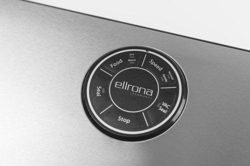 Ellrona VF 50 Vollautomatisches Vakuumiersystem zum Vakuumieren Ihrer Lebensmittel