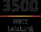 3500watt