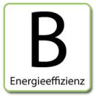 Energieeffizienz B